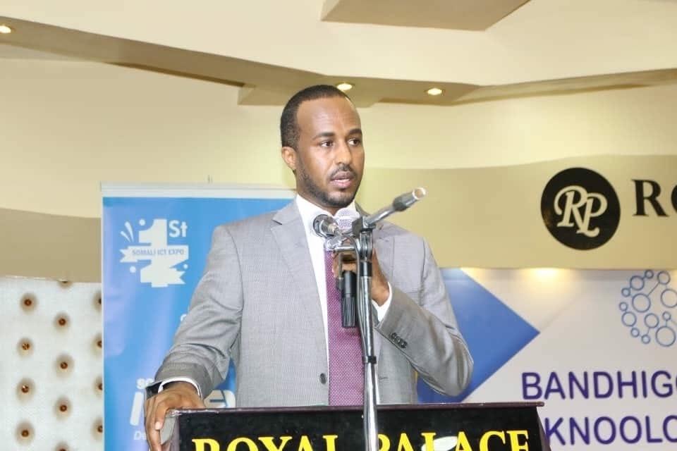 Somalia's first ICT exhibition kicks off in Mogadishu