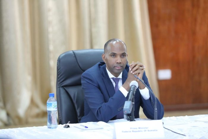 Somali PM says his government is committed to hold universal suffrage