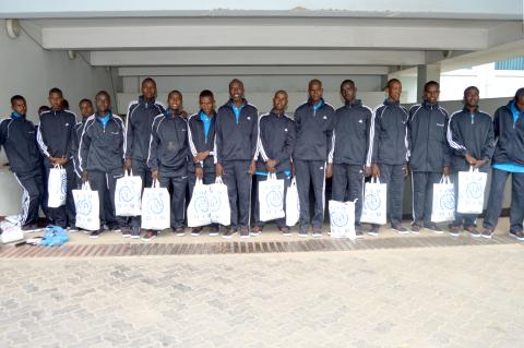 IOM Helps Somali Migrants Return Home from Tanzania