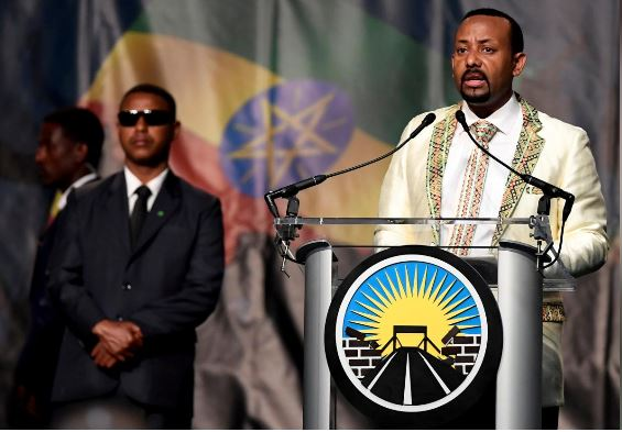 Ethiopian PM pushes for unity after months of ethnic violence