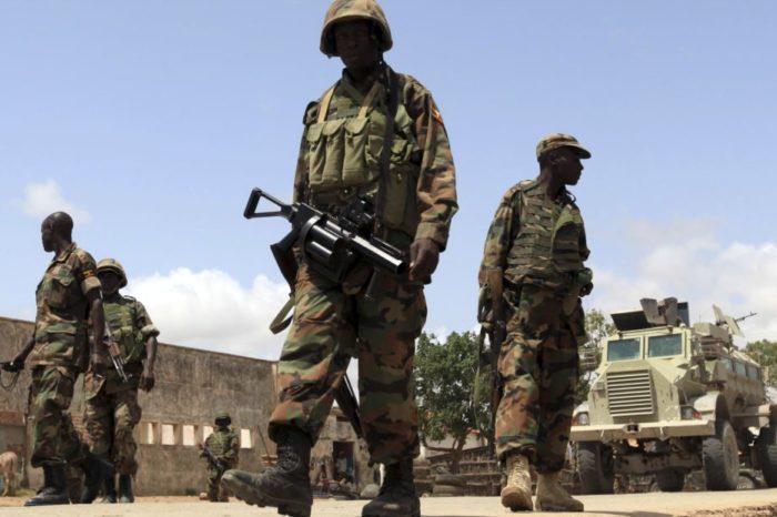 AMISOM troops accused of killing civilians in Mogadishu