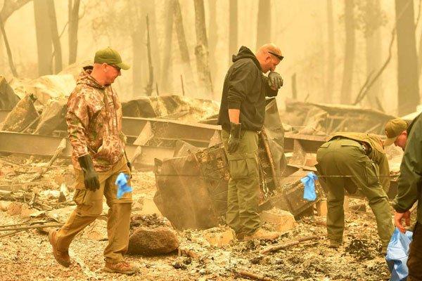 California fire death toll rises to 23, destruction 'heartbreaking'