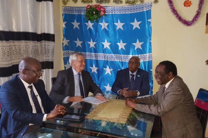 UN envoy meets Galmudug leader on escalating political crisis in Somalia