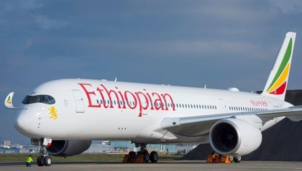 Ethiopian Airlines lands in Mogadishu for first time in 40 years