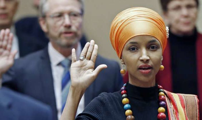 Ilhan Omar becomes first Somali-American and Muslim to join congress