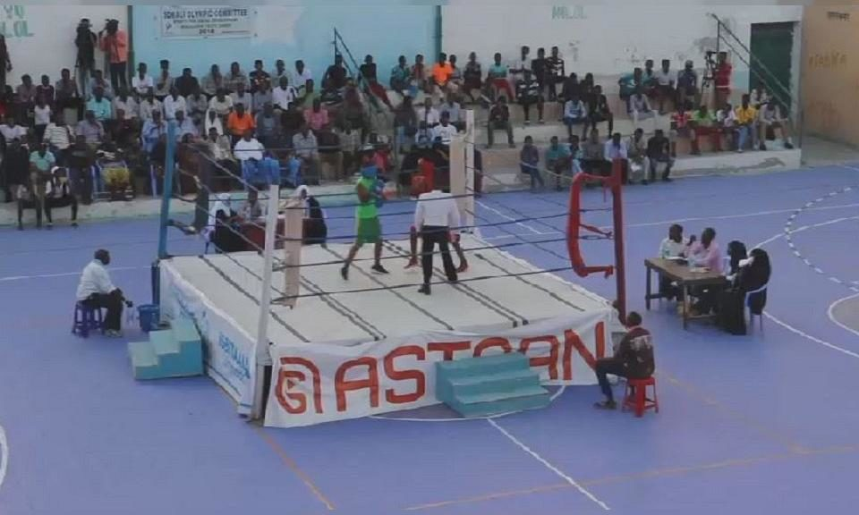 Somalia hosts first boxing tournament in 4 decades