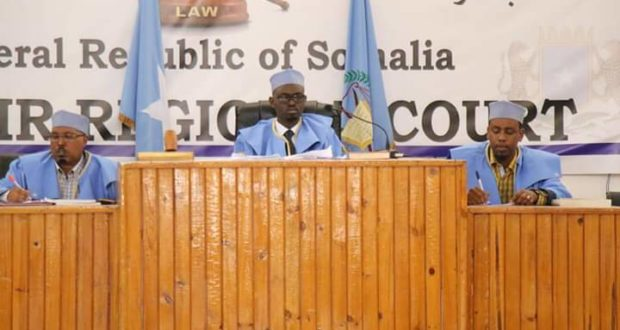 Somalia jails eight officials for corruption
