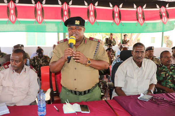 Kenyan government gives chiefs 24 hours ultimatum to end clan clashes in Wajir