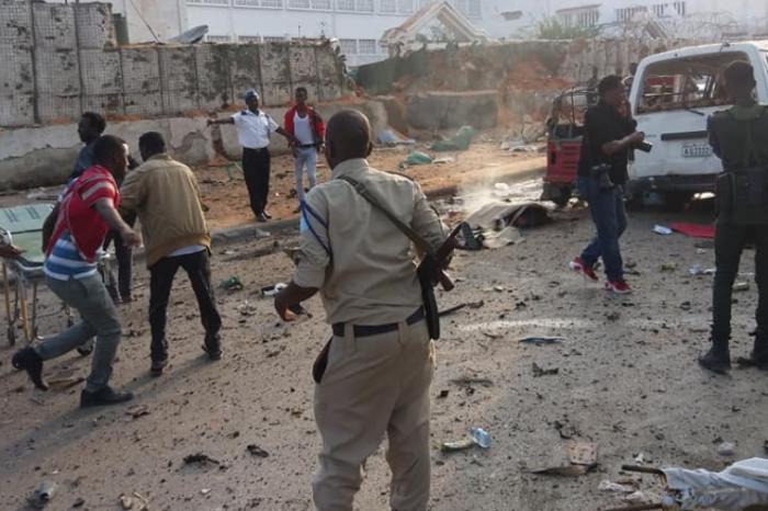 Death toll of Mogadishu bombings rises to 52