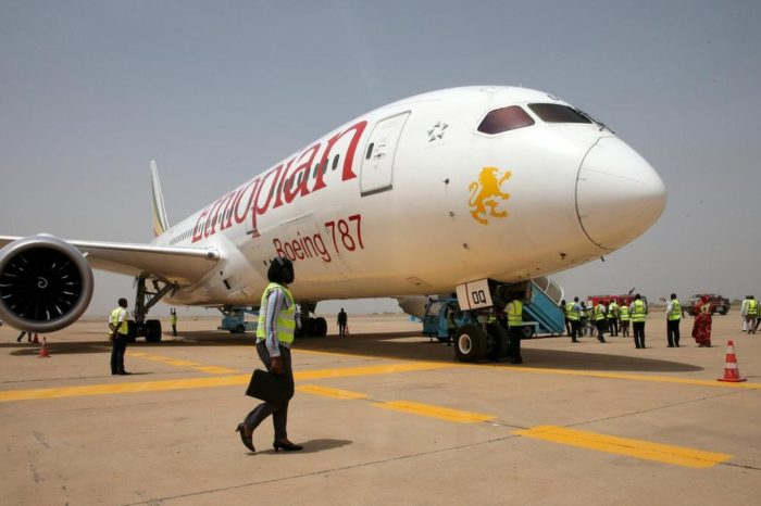 Ethiopian Airlines to land in Mogadishu for first time in 40 years