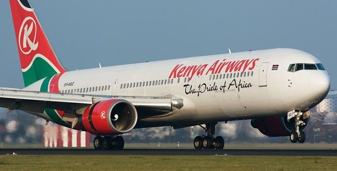 Kenya Airway says its flights to Somalia aimed to boost trade