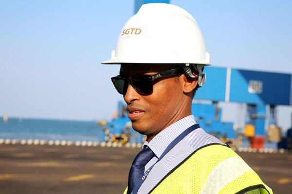 Electric railway to end Djibouti port congestion