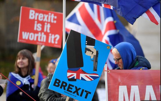 EU court ruling boosts Brexit opponents