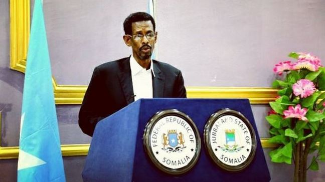 Jubbaland ready to resolve dispute with federal government, Official