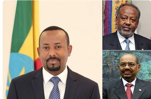 Ethiopian PM set to host Sudan, Djibouti leaders today