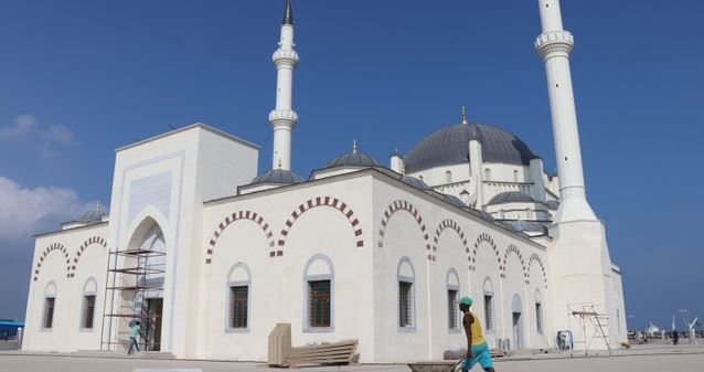 East Africa's largest mosque to be inaugurated in Djibouti
